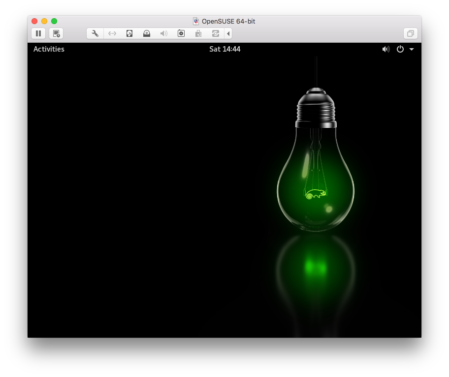 opensuse 42.2 desktop